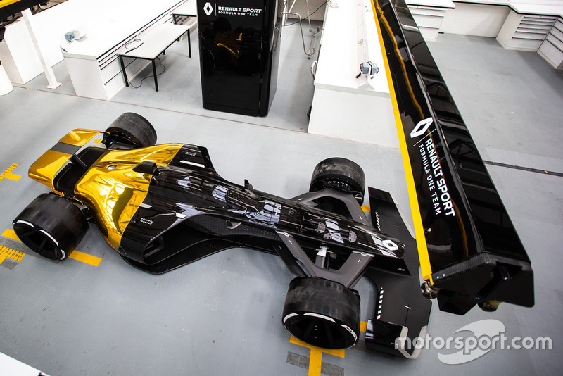 Concept Renault F1 2027