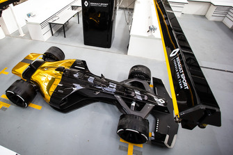 Concept Car Renault F1 2027