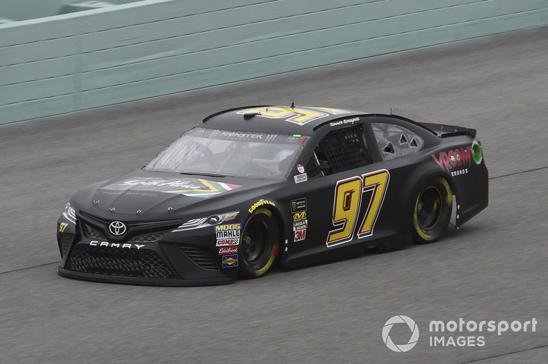 37. Tanner Berryhill, Obaika Racing, Toyota Camry Brand South Africa