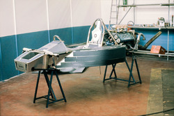Preparación del chasis