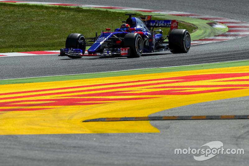 15. Данііл Квят, Toro Rosso — 4