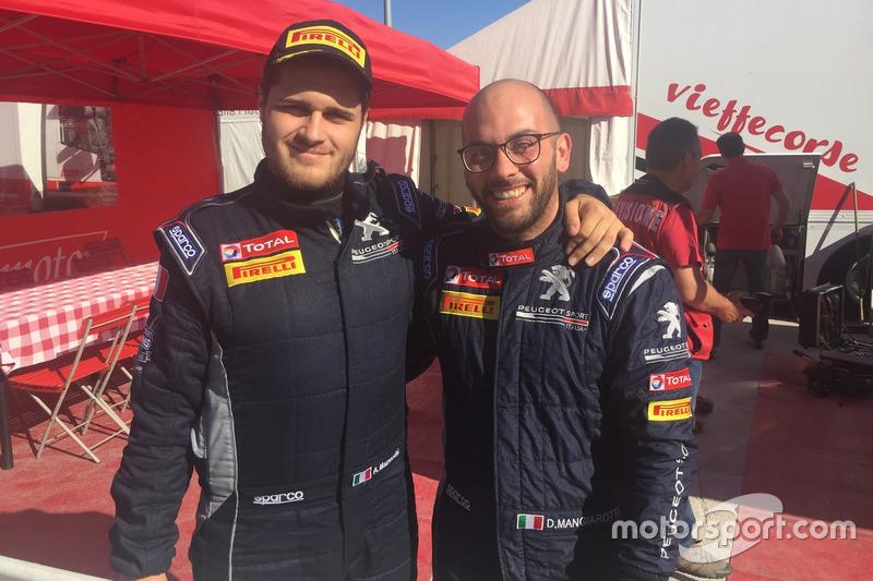 Andrea Mazzocchi e Daniele Mangiarotti