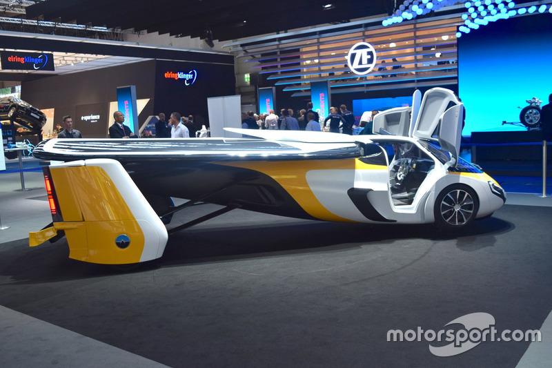 AeroMobil 3.0