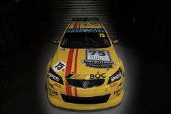 Tim Slade, Ash Walsh, Brad Jones Racing Holden livery