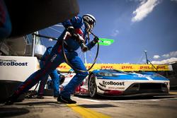 #66 Ford Chip Ganassi Racing Ford GT: Олів'є Пла, Штефан Мюкке