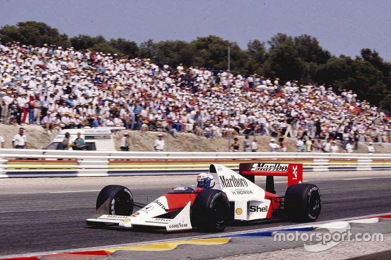 McLaren MP4/5 (1989)
