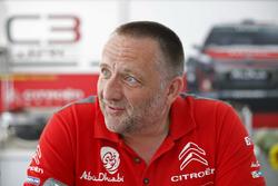 Yves Matton, Citroën, Motorsportchef