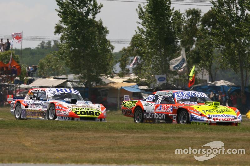 Jonatan Castellano, Castellano Power Team Dodge, Lionel Ugalde, Ugalde Competicion Ford