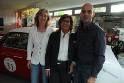La famiglia di Clay Regazzoni
