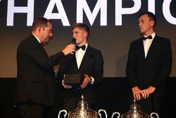 2016 Drivers, Dominik Baumann, Maximilian Buhk, champions