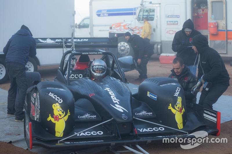 #30 Norma MXX RD Limited: Romain Dumas