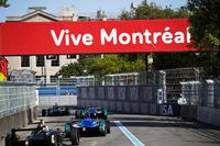 Nelson Piquet Jr., NEXTEV TCR Formula E Team. Nicolas Prost, Renault e.Dams, Robin Frijns, Amlin Andretti Formula E Team