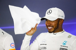 Press conference: race winner Lewis Hamilton, Mercedes AMG F1