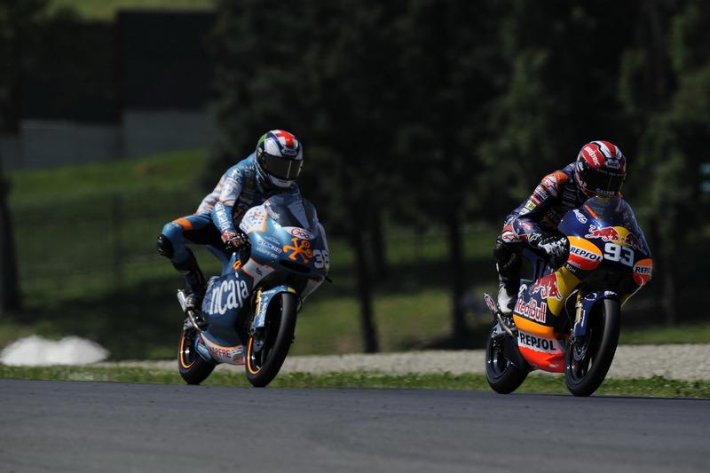 #1: Italien 2010 - Mugello (125cc)