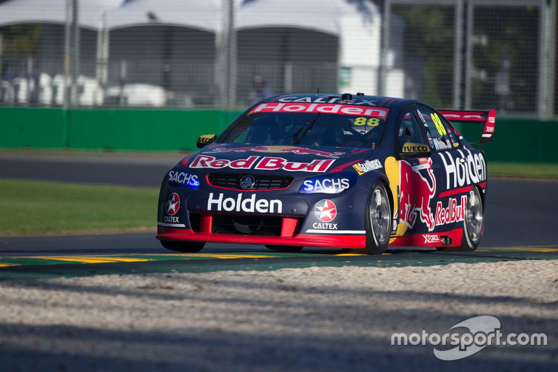#88: Jamie Whincup, Triple Eight Race Engineering, Holden