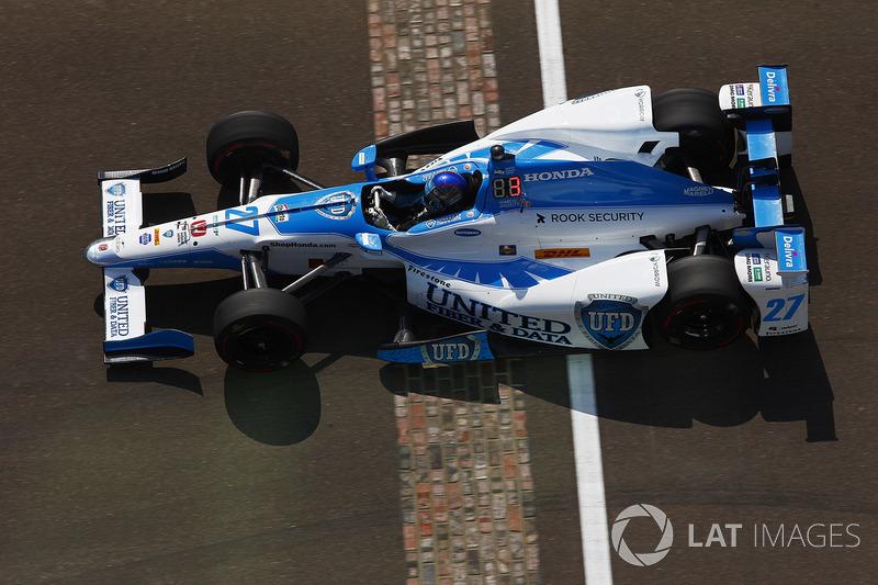 27. Марко Андретті, Andretti Honda
