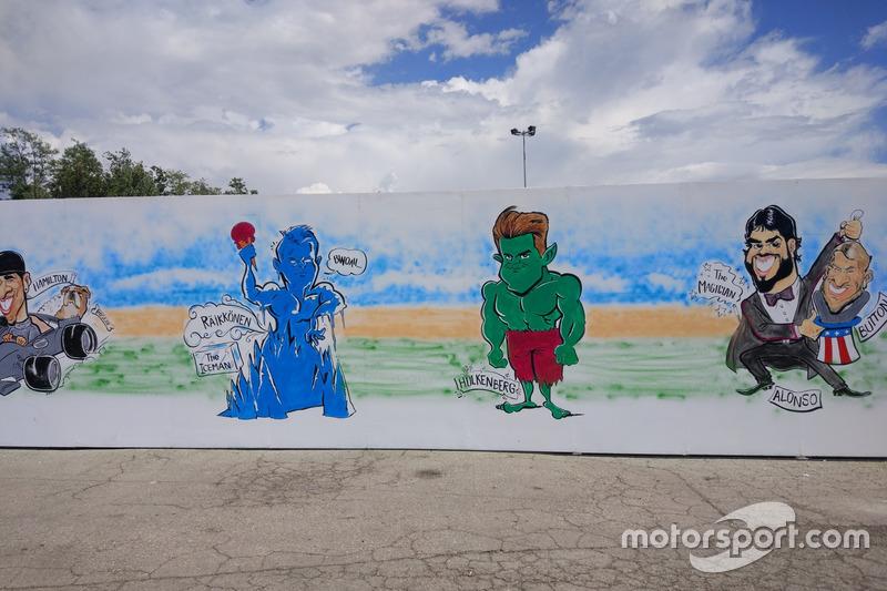 Los murales empiezan a ser tradición