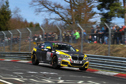 Yannick Mettler at Pflanzgarten, BMW M235i Racing Cup, Team FK Performance