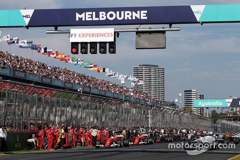 Поул-позиція Льюіс Хемілтон, Mercedes AMG F1 W08
