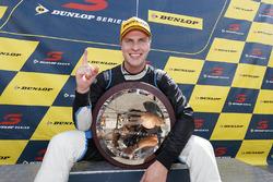 Dunlop Series: champion Garry Jacobson