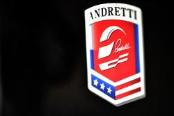 Marco Andretti, Andretti Autosport Honda, logo