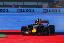 Max Verstappen, Red Bull Racing RB13 sort large
