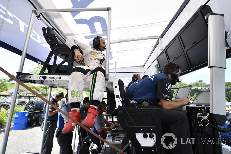 Jeff Segal, Michael Shank Racing
