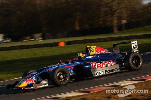 MSA Formula: Brands Hatch, test di febbraio