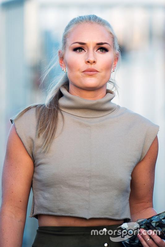 Lindsey Vonn, Schifahrerin