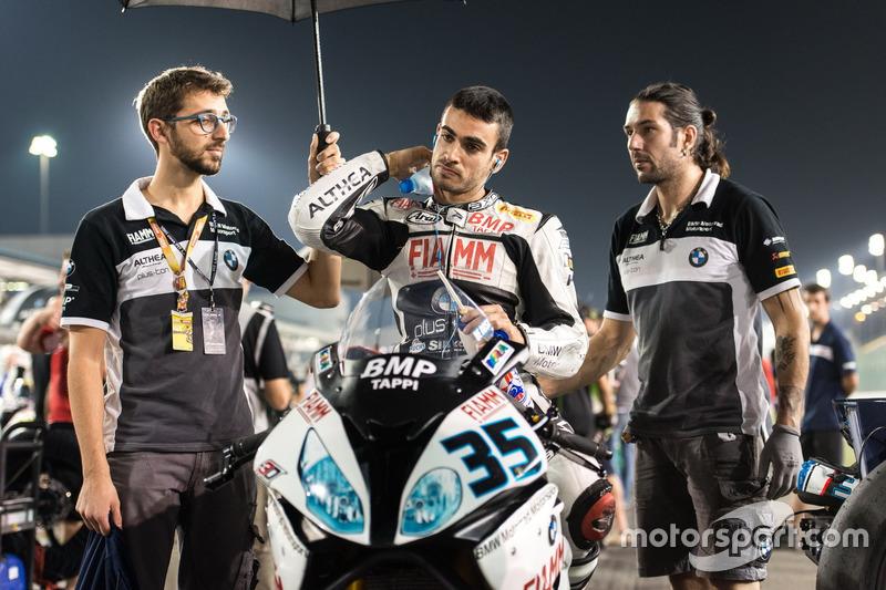 Raffaele De Rosa, Althea Racing