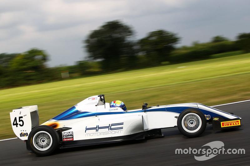 Harrison Scott, HHC Motorsport