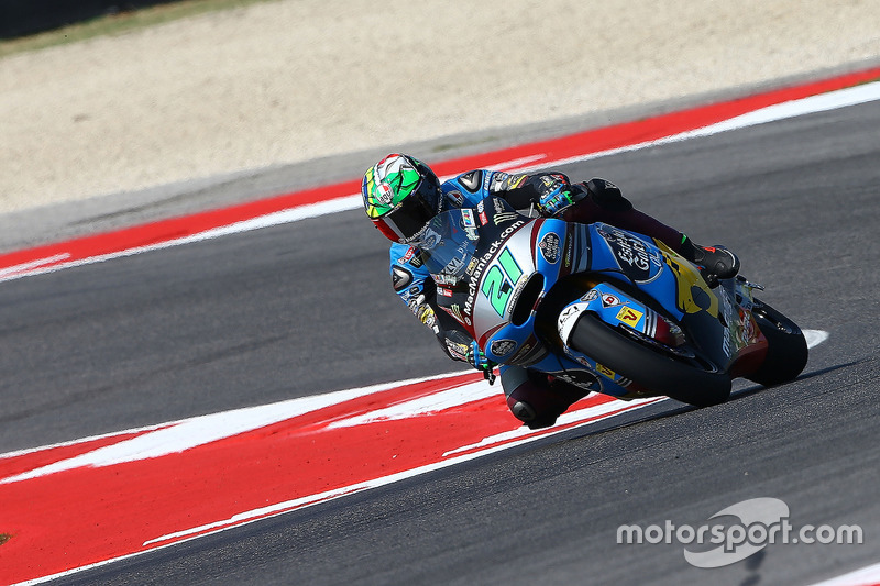 Franco Morbidelli, Marc VDS