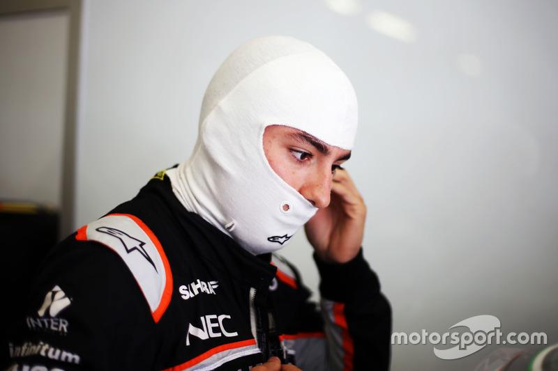 Alfonso Celis Jr., Sahara Force India F1 VJM09 Geliştirme pilotu