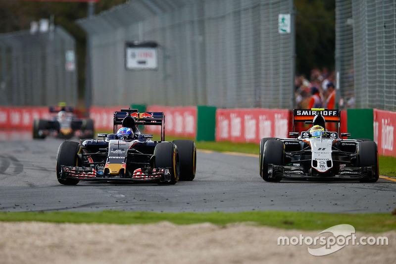 1/21: Grand Prix van Australië: P10