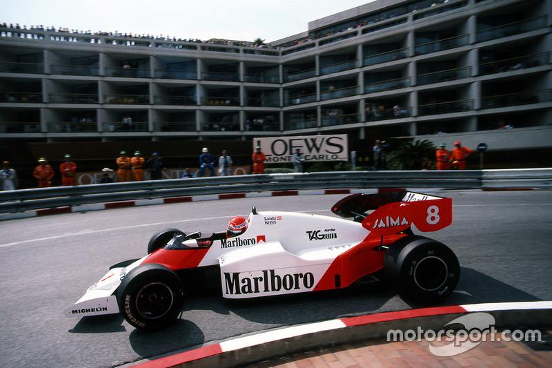 1984. McLaren MP42 TAG Porsche