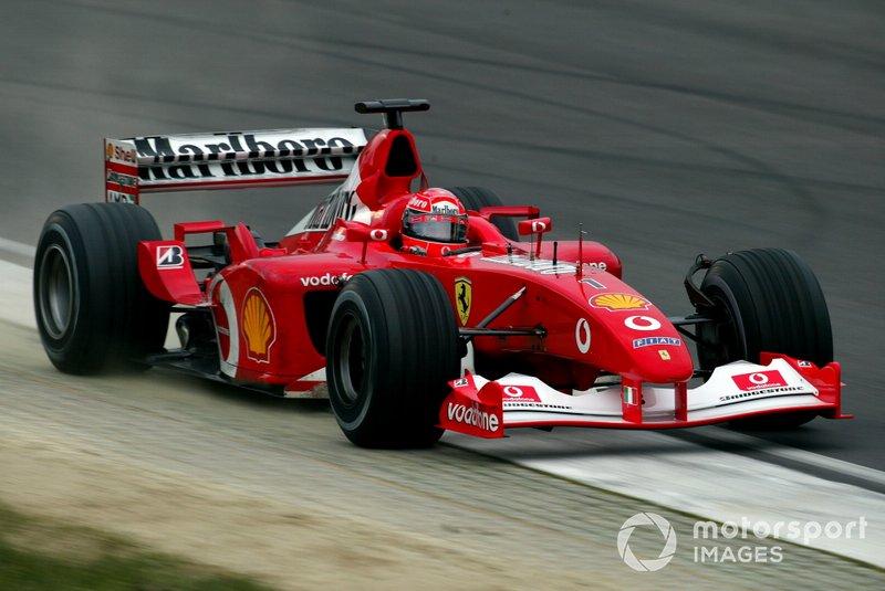 Гран При Сан-Марино 2003
