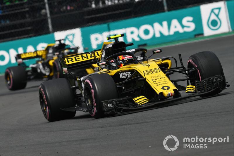 Carlos Sainz Jr - Renault Sport F1 Team: 9 puan