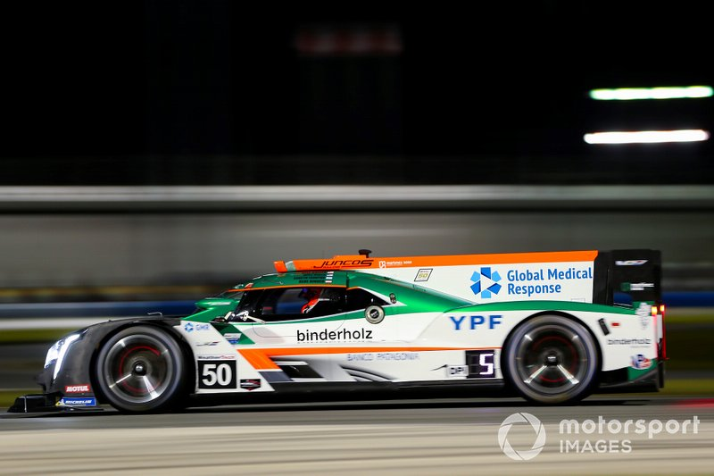 #50 Will Owen, Rene Binder, Agustin Canapino, Kyle Kaiser; Juncos Racing, Cadillac DPi (DPi)