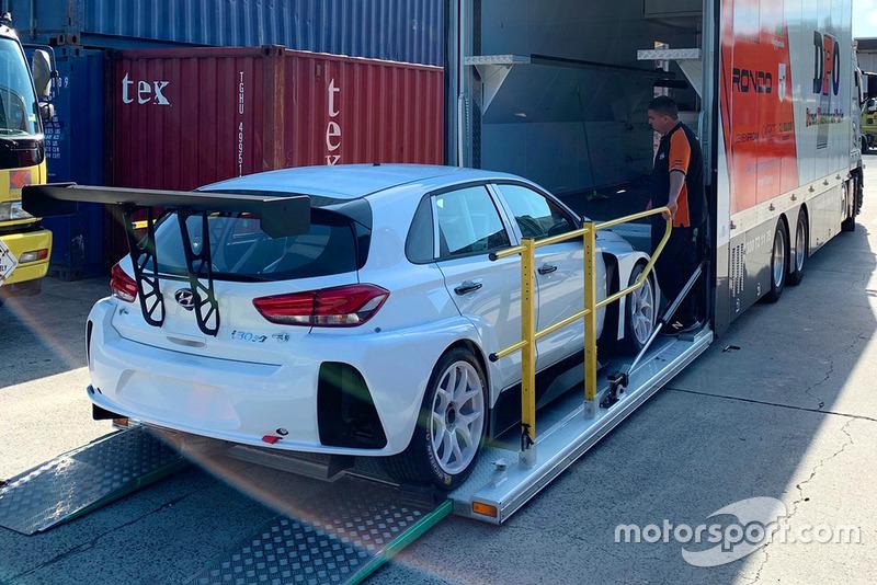 TCR Australia Hyundai açıklaması