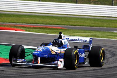 Silverstone Historique F1