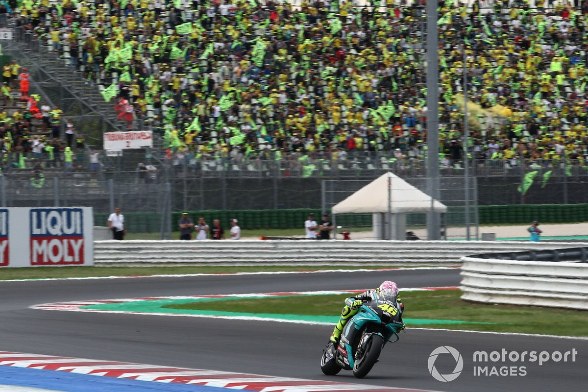 MotoGP will recover from Rossi's departure