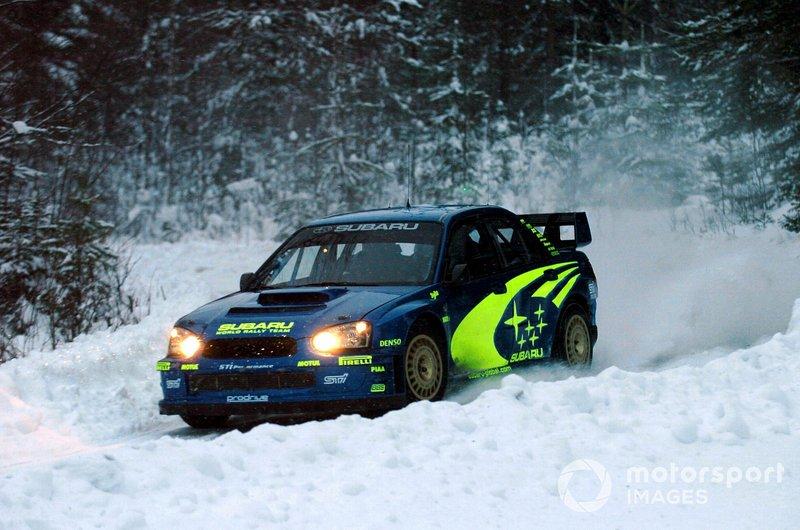 Rally Suecia