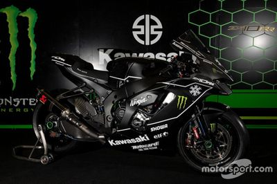 Kawasaki unveil