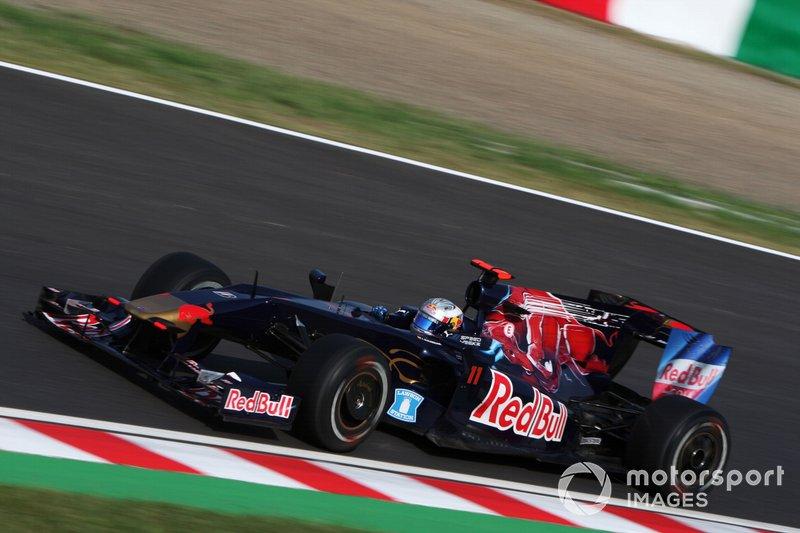 2009: Toro-Rosso-Ferrari STR4