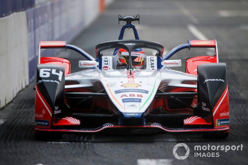 2 место: Жером Д`Амброзио (Mahindra Racing) – 61 очко