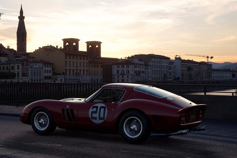 Ferrari 250 GTO CN.3729GT '62