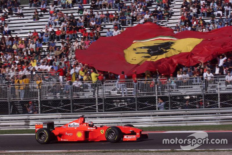 33勝目:1998年イタリアGP