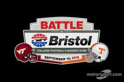 Battle at Bristol NCAA Futebol Americano