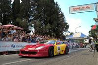 Pietro Nappi, Ferrari 550 GT