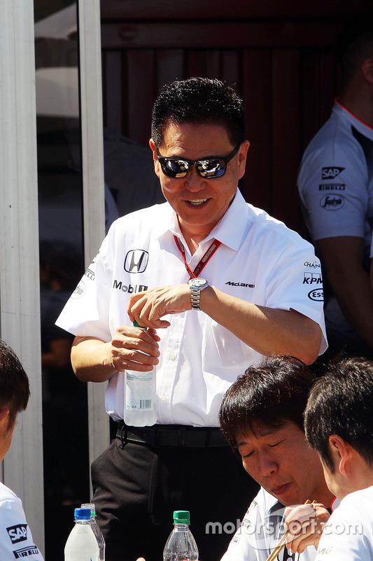 Yasuhisa Arai, Honda manager